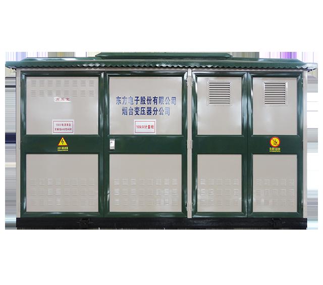 Box type transformer substatio