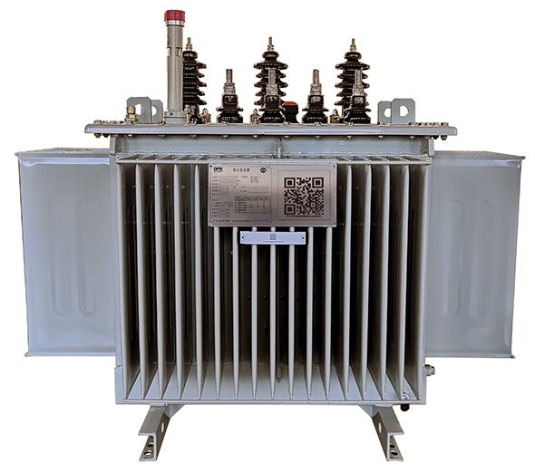 油浸式平面叠铁心变压器