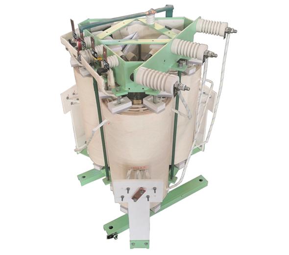 非包封立体卷铁心干式变压器