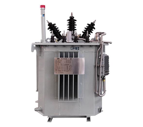油浸式立体卷铁心有载调压变压器